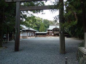 熱田神宮摂社の氷上姉子神社
